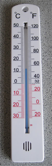 a basic thermometer