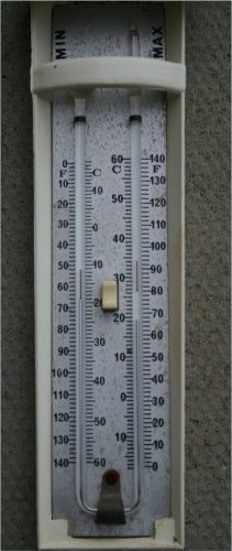 Six's thermometer