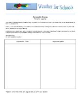 a worksheet